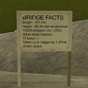 Gant Bridge GTA San Andreas (Bridge Facts)