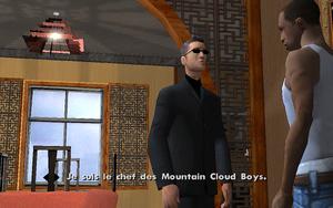 Mountain Cloud Boys (mission) GTA San Andreas (présentation)