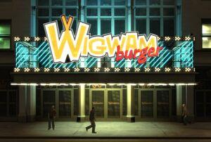 Wigwam Burger (IV)