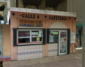 Calle 8 Cafeteria (VC)