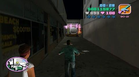 GTA Vice City- Bucha De Canhão