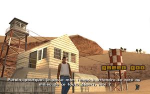 Green Goo GTA San Andreas (début 2)