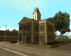 City Hall Fort Carson