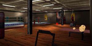 Los Santos Gym interior