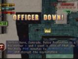 Officer Down!
