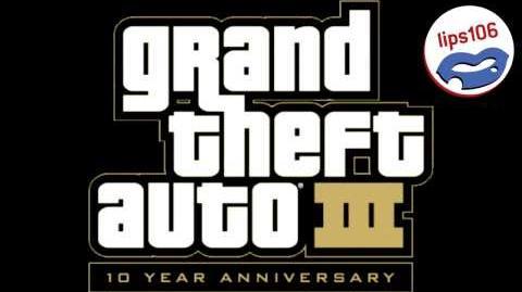 Grand Theft Auto III - Lips 106 - PC