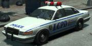 LCPD car (GTA 4 )
