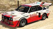 Omnis Retro Rally GTA Online
