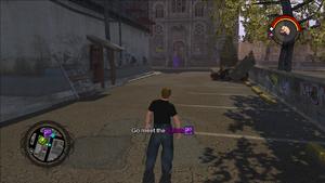 Saints Row 1 - gameplay