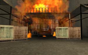 Yay Ka-Boom-Boom GTA San Andreas (explosion)
