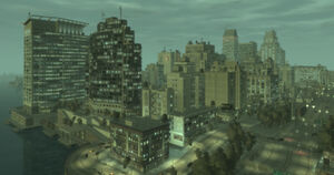 Alderney City-GTA IV