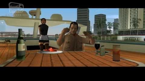 GTA Vice City - Walkthrough - Mission -7 - Treacherous Swine (HD)