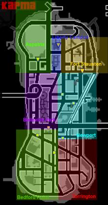 Карта избирательных округов-0