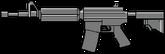 M16Rifle-GTA4HUD