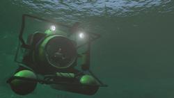 Mała podwodna (V)