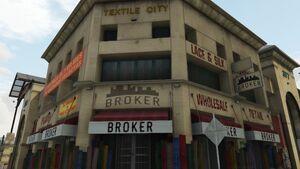 Магазин Брокер GTA V