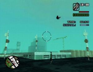 Air Raid GTA SA