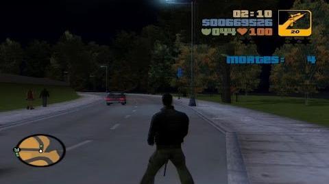 GTA III- Spank Abatido (PT-BR)