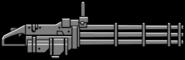 Minigun (V - HUD)