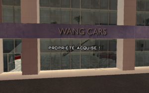 Wang Cars GTA San Andreas (achat)