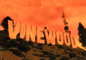 Beta-Vinewood Sign