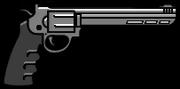 Ciężki rewolwer wer.2 (V - HUD)