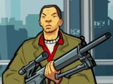 Postacie w GTA Chinatown Wars