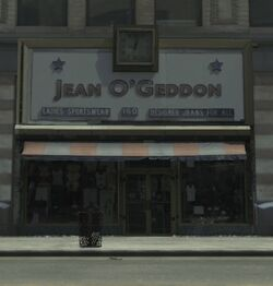 Jean O'Geddon (IV)