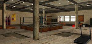 Las Venturas Gym