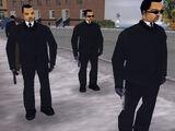 Gangi w GTA III