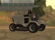 Mower GTA San Andreas (vue arrière)