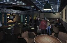 SuperstarCafe GTA IV niveau supérieur