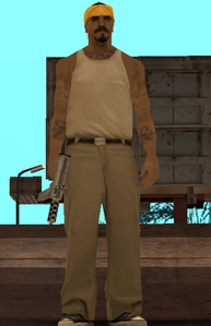 Freddy GTA San Andreas