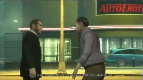 GTA IV Eddie Low Mission 1