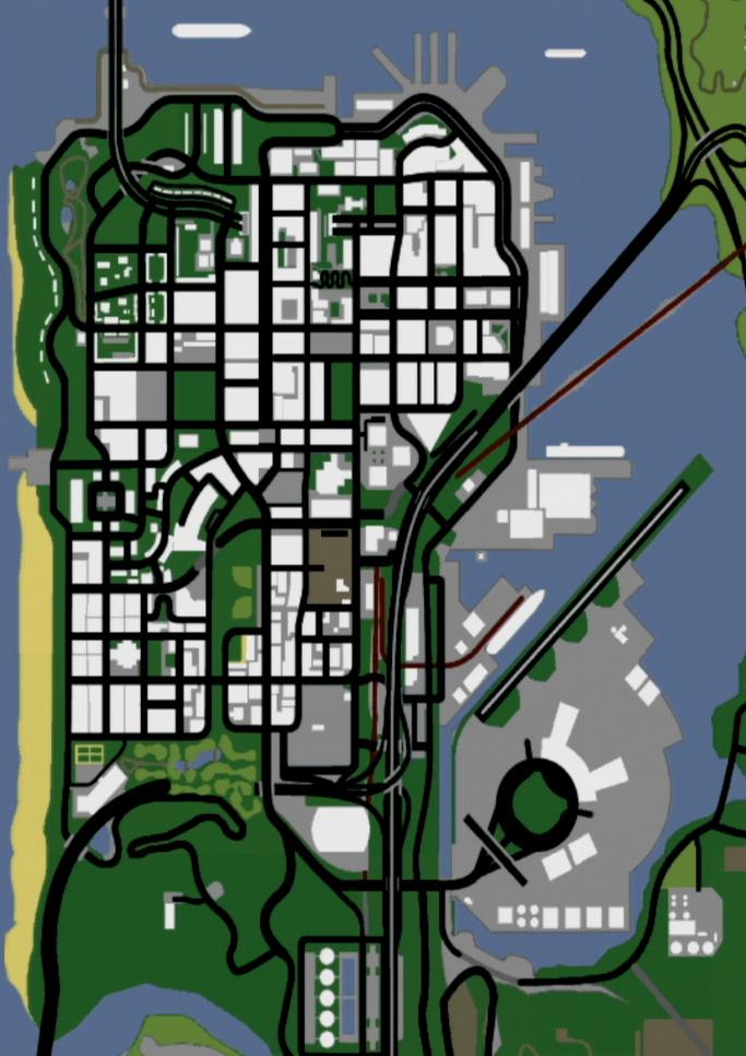 Gta map3