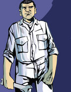 Joey Leone (III - art)