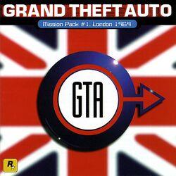 GTA London PC Cover