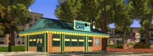 Staunton Cafe