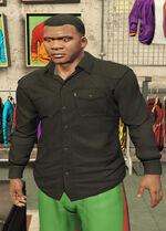 SubUrban (V - Czarna koszula)