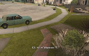 Drive-Thru GTA San Andreas (retour)