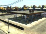 Автомобильные заправочные станции