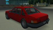 Bickle'76 GTA LCS vue arrière