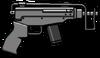 Mini SMG (V - HUD)