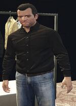 Ponsonbys (V - Czarna koszula)