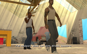Test Drive GTA San Andreas (compliment)
