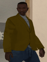 Didier Sachs (SA - Żółta kurtka)