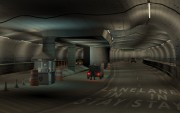 Booth Tunnel - Interior