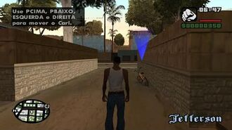 GTA San Andreas O Início