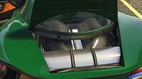 Itali GTB Custom GTA Online (moteur)