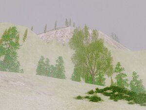 Trees GTA SA
